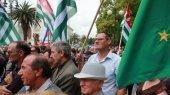 В непризнанной Абхазии выбирают президента