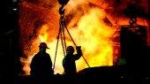Из-за военных действий на Донбассе выпуск металлопродукции в Украине упал на треть