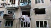 В Донецке осколком снаряда поврежден газопровод