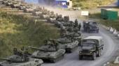 Под Мариуполем танки боевиков ведут непрерывную стрельбу