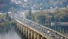 На выходных в Киеве ограничат движение на мосту Патона