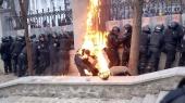 """Российские власти готовятся к Майдану — разработан костюм от """"коктейля Молотова"""""""