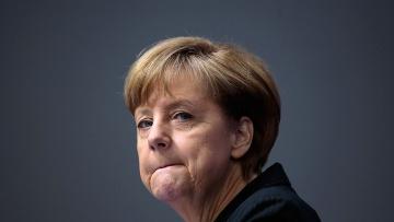 Меркель заявила, что ЕС не признает итогов выборов в ЛНР и ДНР
