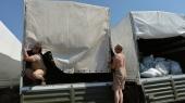 """Россия готовит пятый """"гуманитарный конвой"""" на Донбасс"""