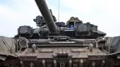20 единиц боевой техники из РФ направляются в Луганск — пресс-центр АТО