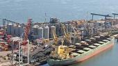 Порт Фирташа увеличил перевалку грузов на 35%