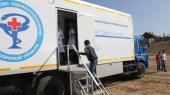 С начала года на Донбассе будут действовать мобильные клиники