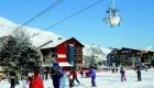 Горнолыжные курорты во Франции закрывают из-за отсутствия снега