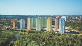 """Реклама: Итоги года 2014 """"Интергал-Буд"""": построено 200 тысяч кв. м жилья"""