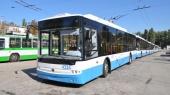 В оккупированном Крыму ограничат движение троллейбусов из-за перебоев с электроснабжением