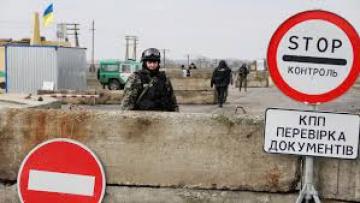 Украина полностью закрыла транспортное сообщение с оккупированным Крымом | Транспорт | Дело