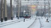 Из-за непогоды в Украине начали опаздывать поезда