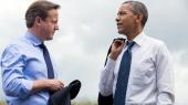 Кэмерон и Обама договорились о совместном давлении на Россию