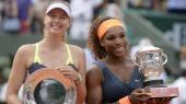 Серена Уильямс обыграла россиянку Шарапову в финале Australian Open