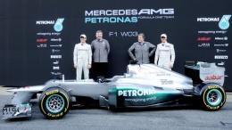 Букмекеры ставят на Хэмилтона и Mercedes в новом сезоне