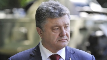 Если на Донбассе не прекратятся боевые действия, будет введено военное положение — Порошенко | Политика | Дело
