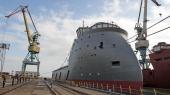 Крымский судостроительный завод Жеваго простаивает без заказов