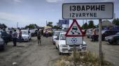 """Боевики """"ЛНР"""" создали """"таможню"""" на границе с Россией"""