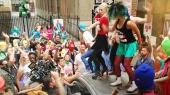"""Участницы Pussy Riot рассказали о съемках в """"Карточном домике"""", стартующем сегодня"""