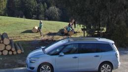 Тест-драйв Citroen C4 Grand Picasso: семь мест и