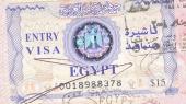 Египет ужесточил визовый режим для туристов