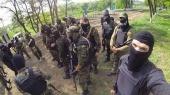 """Боевики обстреляли позиции """"Азова"""" из """"отведенных"""" танков и минометов"""