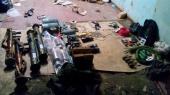 В Харькове задержали вооруженных диверсантов, совершавших теракты с лета прошлого года