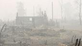 Пожары в Сибири: погибли 30 человек, пострадали — 1072
