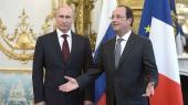 Олланд намерен встретиться с Путиным и обсудить конфликт в Украине