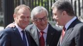 """В Киеве прошел саммит """"Украина — ЕС"""", а глава Антикоррупционного бюро сделал первое кадровое назначение"""