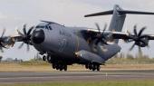 В Испании разбился военный самолет