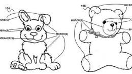 Google патентует для детей