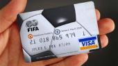 Visa может отказаться быть спонсором ФИФА