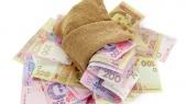 С начала года налогоплательщики пополнили бюджет на 220 млрд гривень