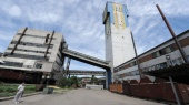 В шахте в Донецке отключено электричество. Под землей находятся 375 шахтеров