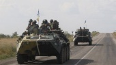 Украинские военные под Донецком вернули из тыла отведенную артиллерию