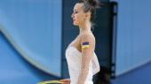 Украинская гимнастка завоевала 2 медали за один день Европейских игр