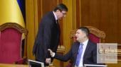 Луценко покинул руководство президентской фракцией (обновлено)