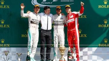 Гран При Великобритании: Хэмилтон первый | Автоспорт | Дело