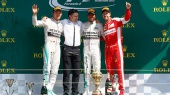 Гран При Великобритании: Хэмилтон первый