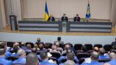 Порошенко пообщался с представителями МВД, а Саакашвили назначил своих заместителей