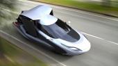 Terrafugia представила новый дизайн летающего автомобиля