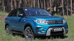 В Украине стартовали продажи кроссовера Suzuki Vitara   Автоновости   Дело