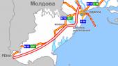На ремонт дороги Одесса — Рени выделят еще 300 млн гривень