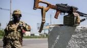 После относительного затишья боевики усилили обстрелы сил АТО
