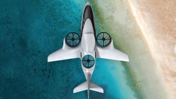 Мини-самолет довезет до работы | Наука | Дело