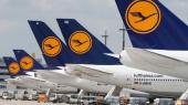 Из-за забастовки Lufthansa аннулировала 1 тыс. рейсов