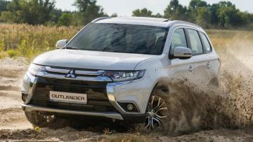 На рынок Украины выходит обновленный кроссовер Mitsubishi Outlander | Автоновости | Дело