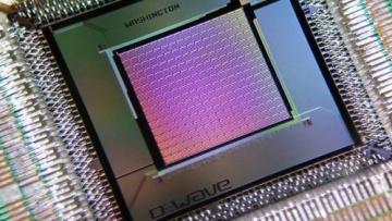 Google и NASA будут работать на новом квантовом компьютере | Наука | Дело