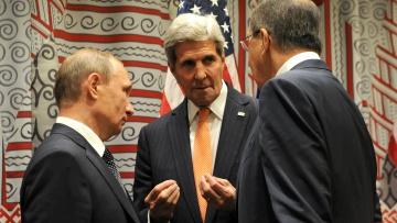 Авиаудары не по террористам дополнительно изолируют Россию — Белый дом | Политика | Дело